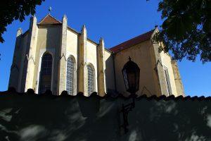 Klenot gotické architektury, který stojí za výlet.