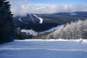 Lyžování Hochficht - to je jeden z nejlepších zimních zážitků na Lipně.
