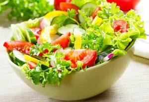 Rybka se zeleninou sen většiny cyklistů. Náš zeleninový salát potěší každého sportovce i pecivála.