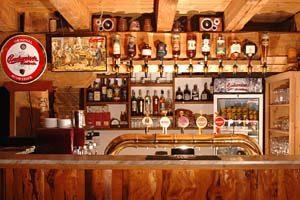 Bar restaurace Daniela