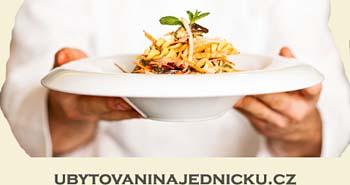 V našich restauracích na Lipně vám naservírujeme supr jídlo.