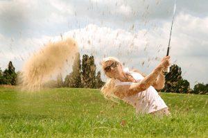Dovolená na Lipně je dovolená na Lipně. Tak proč si třeba nezkusit golf?