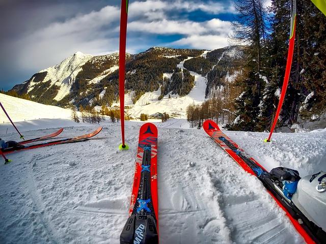 Možností, jak se naučit lyžovat, je na Lipensku habaděj.