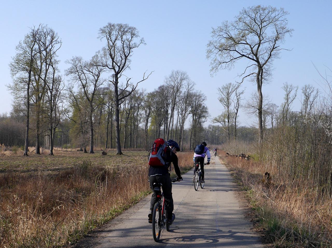 Cykloturistika Lipno - trasy pro každého kolaře.